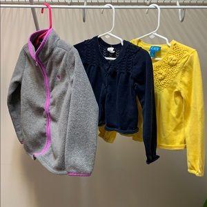 3T Sweaters - Baby Gap, Children's Place, OshKosh